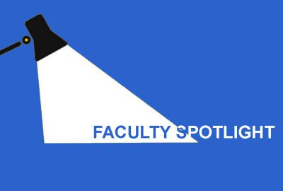 Faculty Spotlight Heading