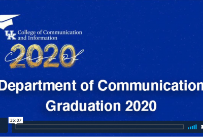 Online Commencement Celebration